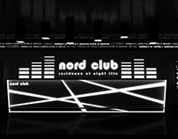 Nord club main bar