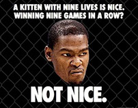 Nike: KD is Not Nice Meme