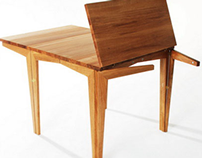 DoubleTable - expanding table 2010
