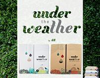 Packaging design // Underwear