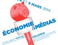 Poster Economie & Medias