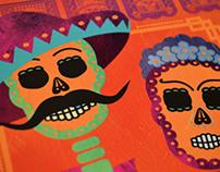 Dia De Los Muertos Campaign