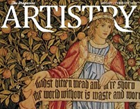 Artistry, The Magazine