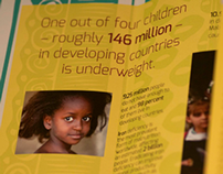 Unicef Brochures
