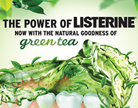 Listerine Green Tea