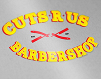 Cuts R Us logo