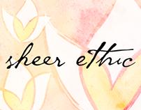 Sheer Ethic Branding