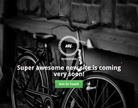 Mountain - Responsive Coming Soon Html template