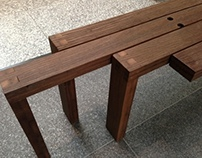 "Bond | ""Bench"" Contest Winner, 2012-2013"