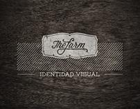 · the farm · visual identity