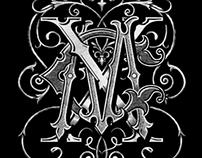 Monster Children Magazine 10 Year Monogram