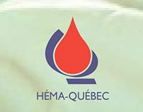 Héma-Québec - Dépliant