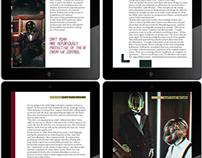 Digital Publication Spread