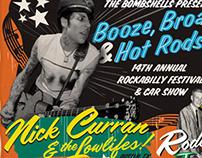 Booze, Broads, & Hot Rods