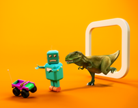 Ziggo ident toy story