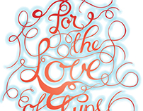 For the love of type..