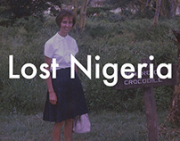 Lost Nigeria: Photo Essays of My Mother's African Life