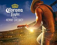 Corona Light_Kenny Chesney