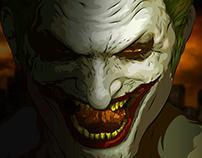 JOKER'S SMILE