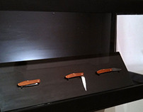 NotPink: pocket cutlery for women