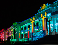 Enlighten Canberra - Architectural Projections