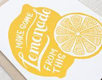 Make Some Lemonade...