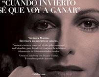 Manos Unidas, ONG campaign.