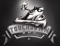 TOUCHDOWN BAR logo