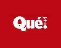 Que! Print & Web edition