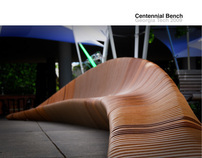 Centennial Bench