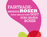 Fairtrade Adshel posters