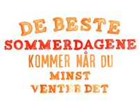 """Norgesgruppen  """"Folkets sommerfavoritter"""""""