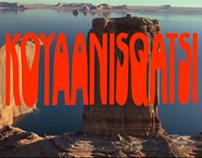 Koyaanisqatsi Titles