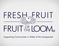 Fruit of the Loom – Fresh Fruit