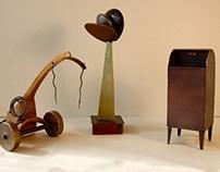 Bronze 'Toys'