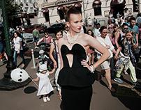Moscow walk