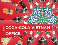 Coca-cola Office Decoration