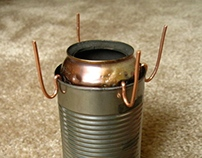 The Simple Wood Gas Stove