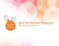 2012 Holiday Playbook