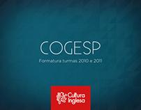 Formatura COGESP