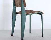 Prouvé Standard chair