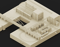 Isometric renders and more...