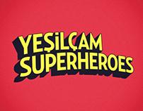 Yesilcam Superheroes