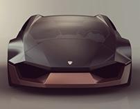 Lamborghini Ganador
