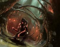 Lara Croft Reborn Contest