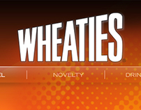 Wheaties Home Page Comps