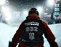 X Games Aspen 2013 Shot for ESPN