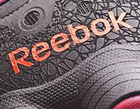 Reebok -  Ecommerce Website