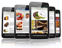Mobile & Web UI