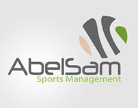 Identity for Abelsam Sportrs Management